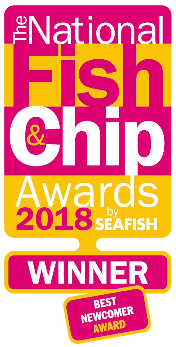 The National Fish and Chip Awards 2018 - Best Newcomer Award